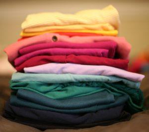 折り畳み洋服